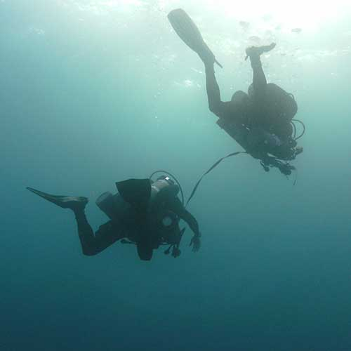 Technical Diving Instructor